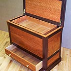 Cedar Wood Hope and Blanket Chest